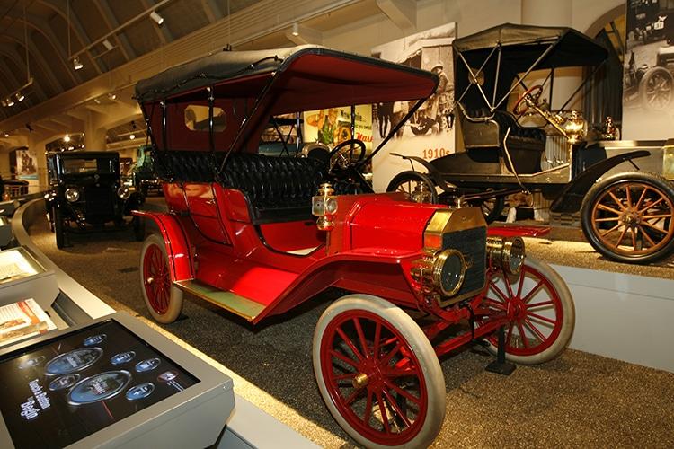 1909 Model T Driving America