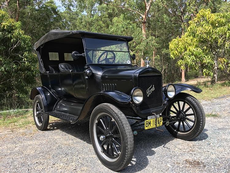 1925 Ford Model T Touring Model