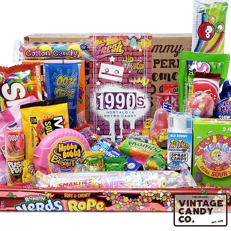 1990s Candy Box
