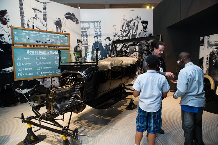 Build A Model T Experience