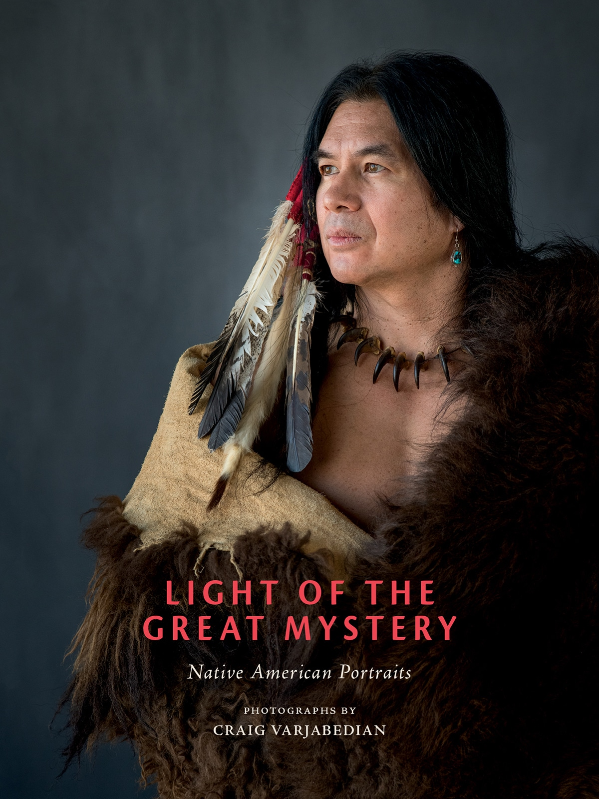 Light of the Great Mystery Book by Craig Varjabedian