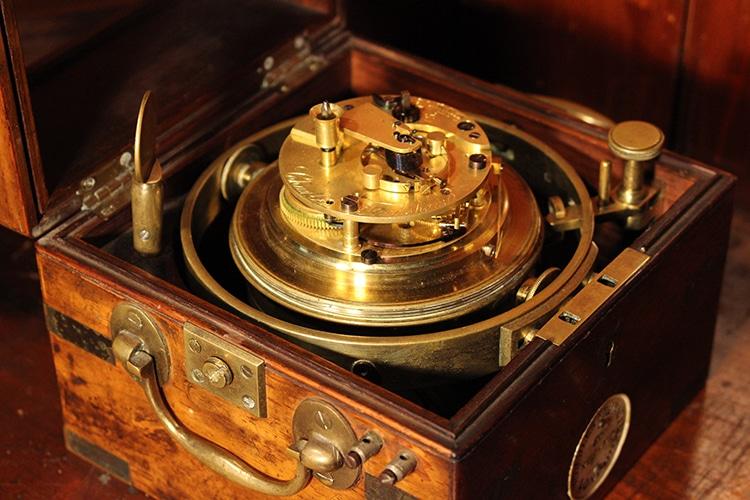 Frodsham Chronometer Clock