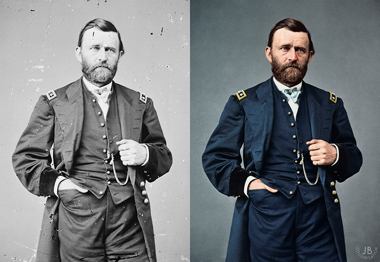 General Ulysses S. Grant Photograph