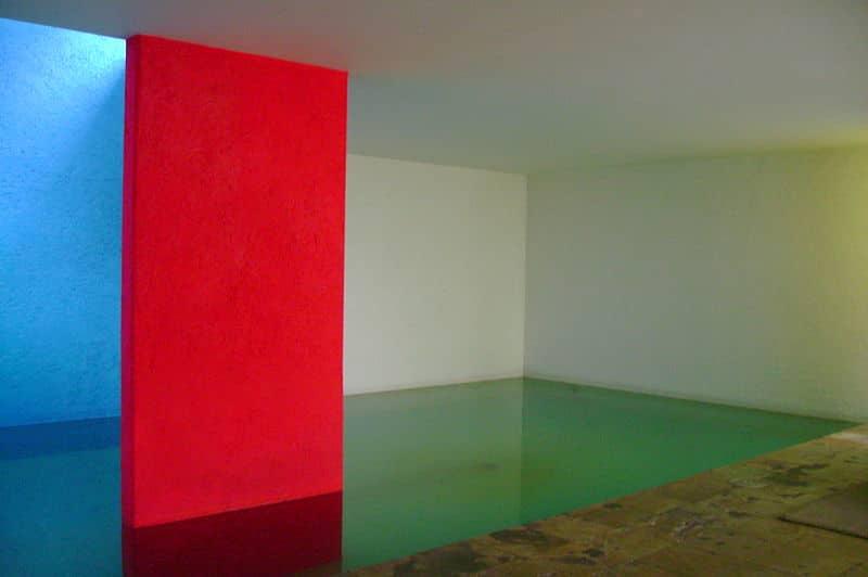 Casa Gilardi de Luis Barragán