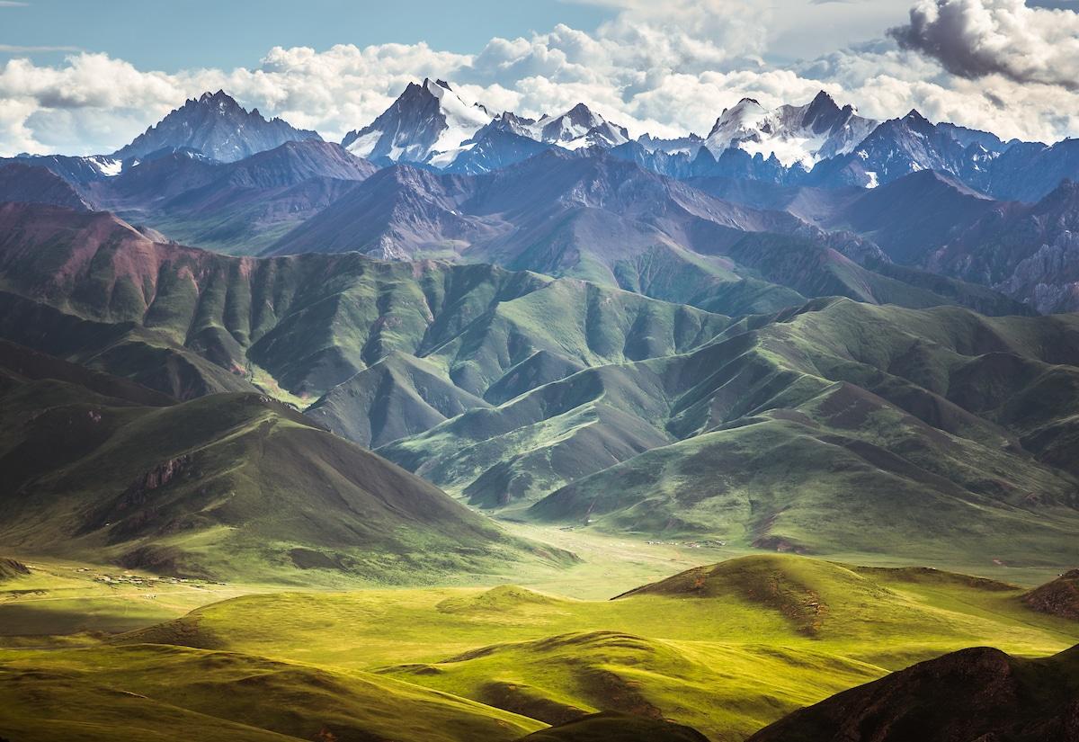 llanura tibetana