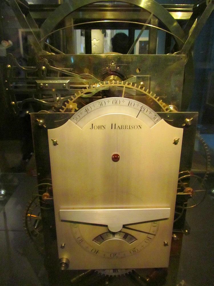 H3 John Harrison Sea Clock
