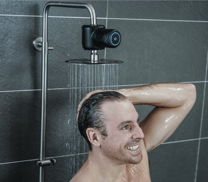 Shower Power by Ampere