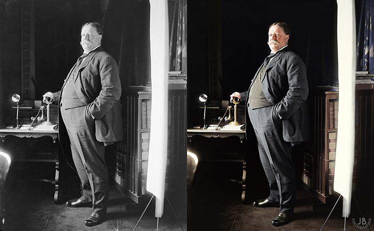 William Howard Taft Photograph American President