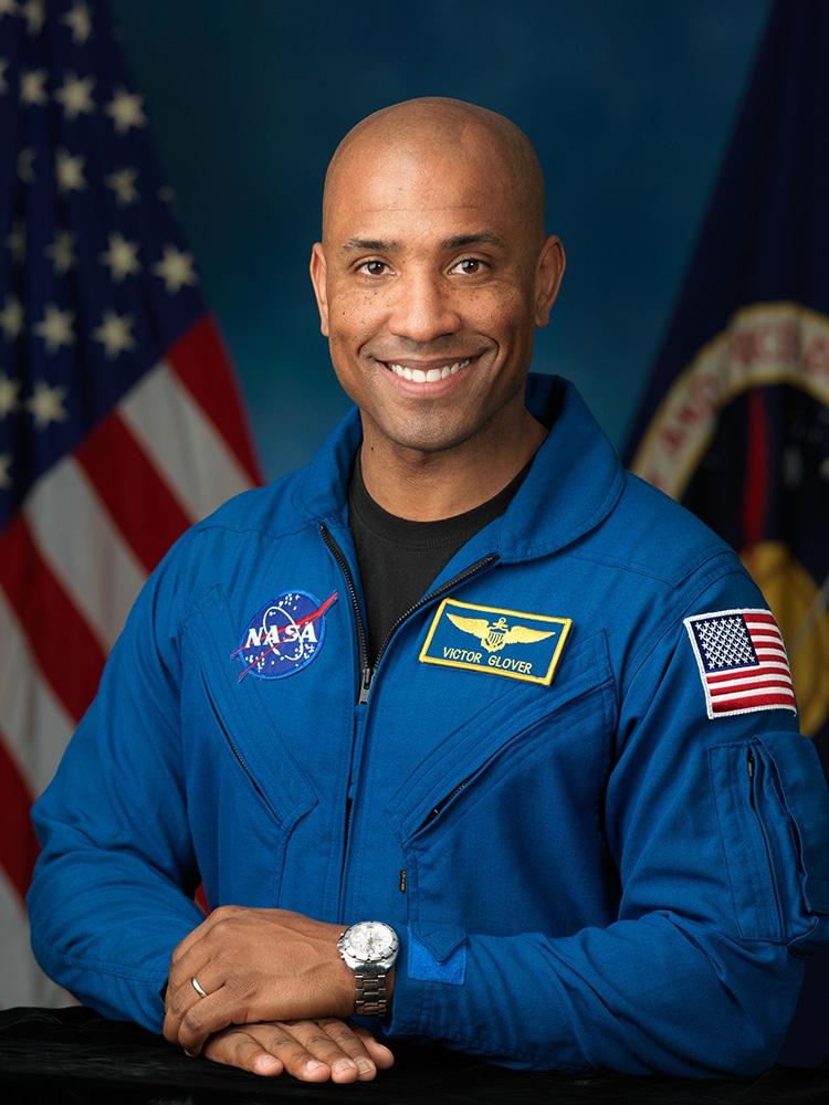 Victor J. Glover Jr. NASA