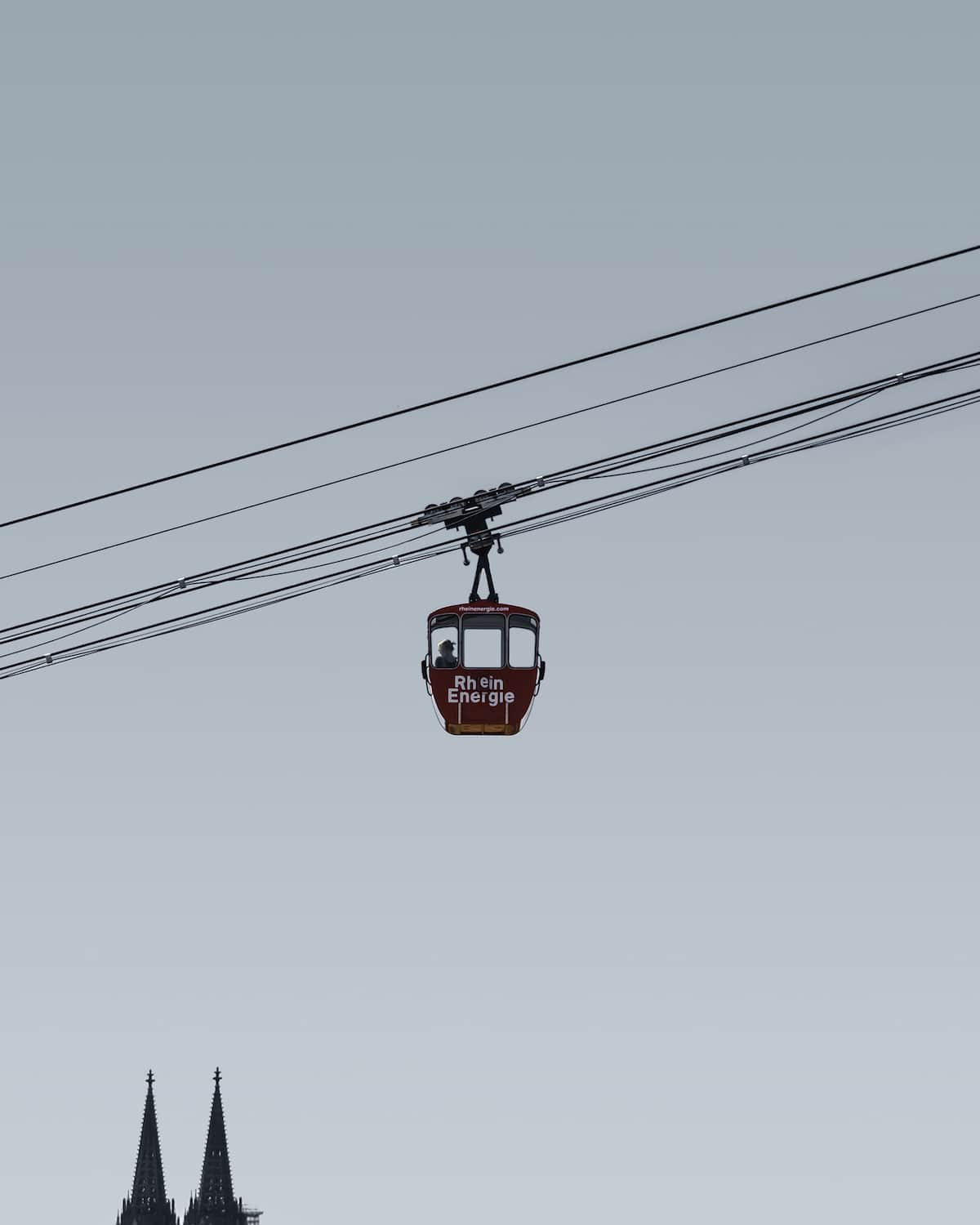 Cable Car Cathedral