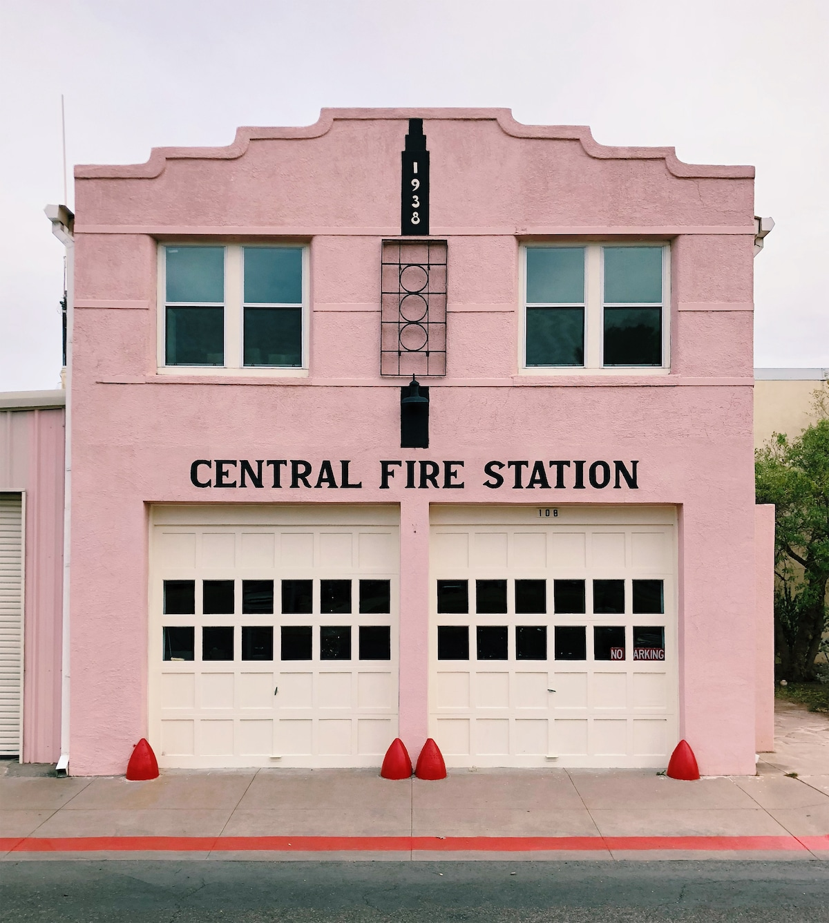 Marfa Fire Station