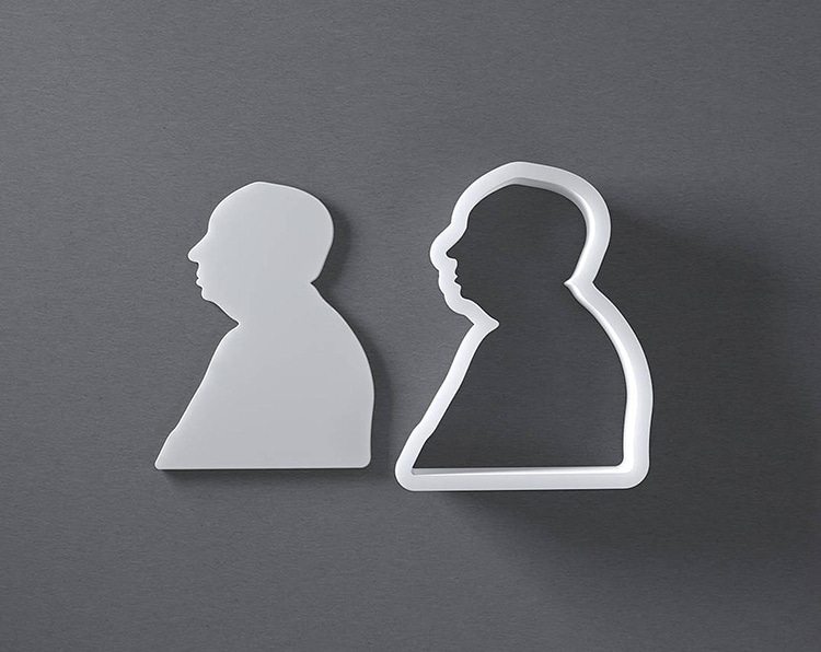 Hitchcock Cookie Cutter