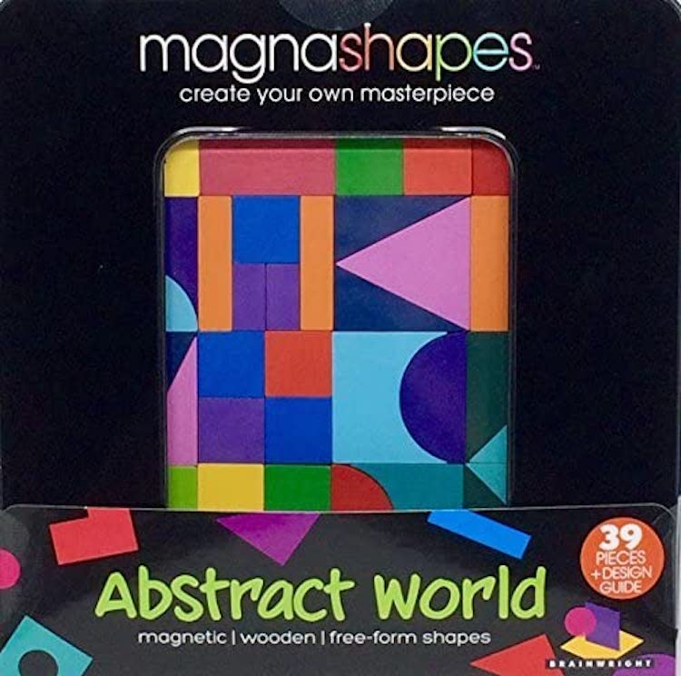 Magna Shapes Abstract World