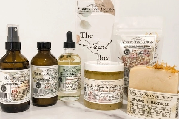 Handcrafted Skincare Subscription Box