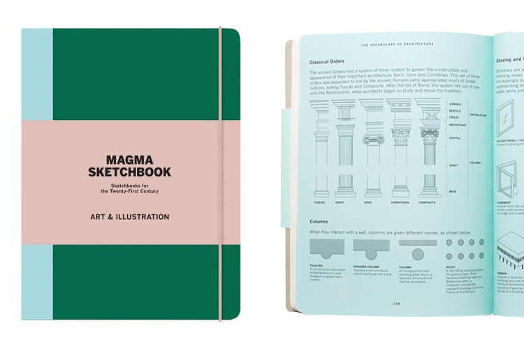 10 Best and Most Unique Sketchbook and Notebook Brands for Designers