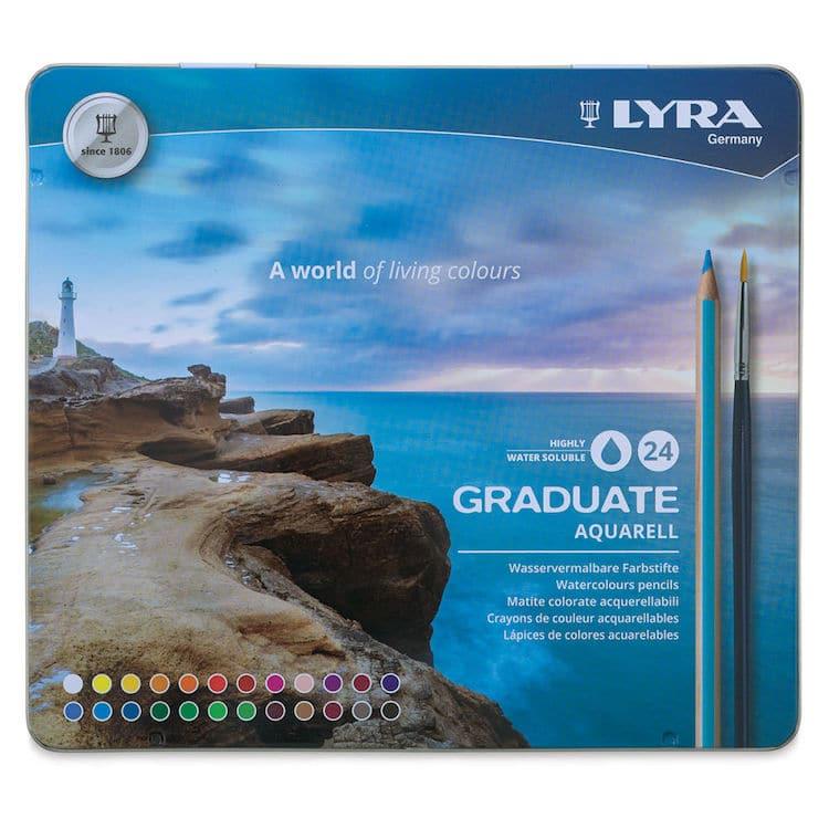 Lyra Watercolor Pencils