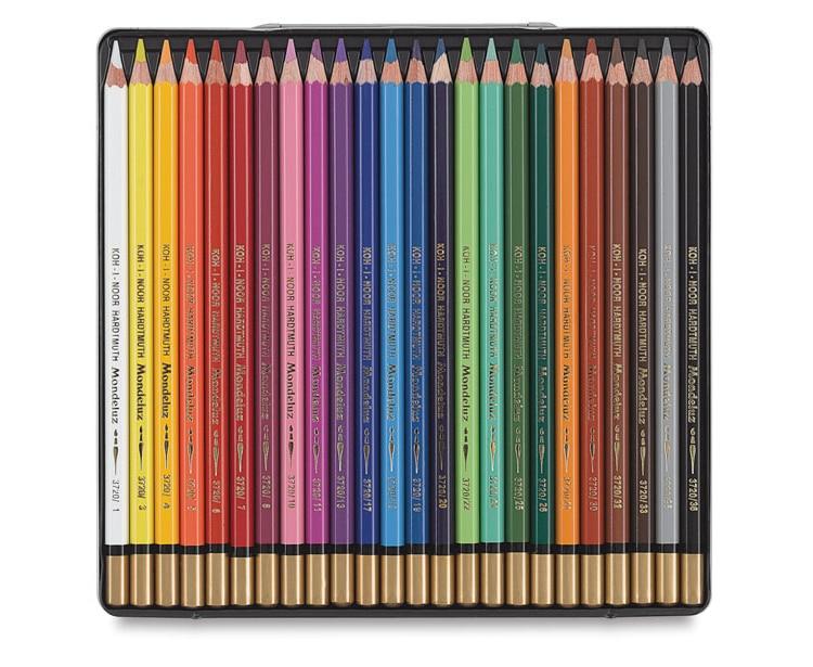 Best Watercolor Pencils by Koh-I-Noor