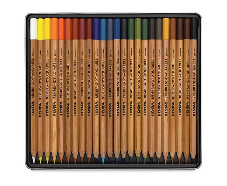 Lyra Rembrandt Watercolor Pencils