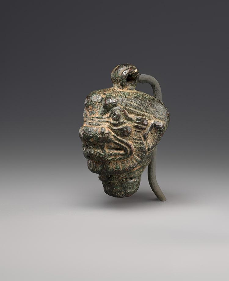 Bronze Pazuzu Pendant