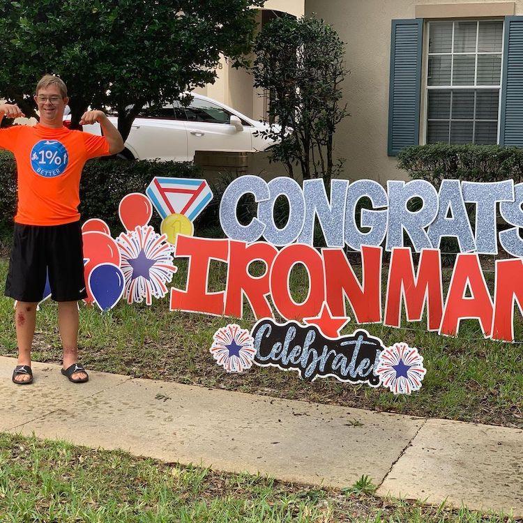 Chris Nikic Ironman