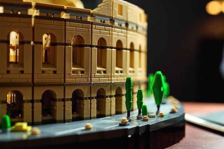 Roman Colosseum LEGO Set