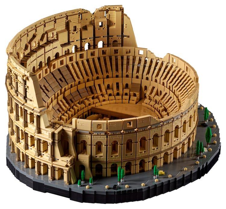 Colosseum LEGO Set