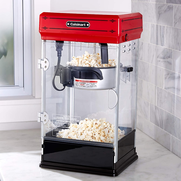 Cuisinart Red Popcorn Maker