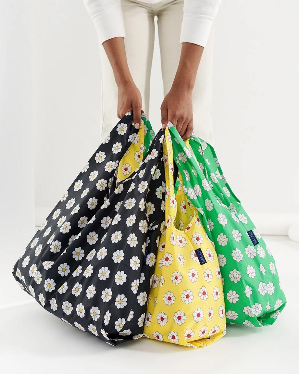 Daisy Tote Bag Set
