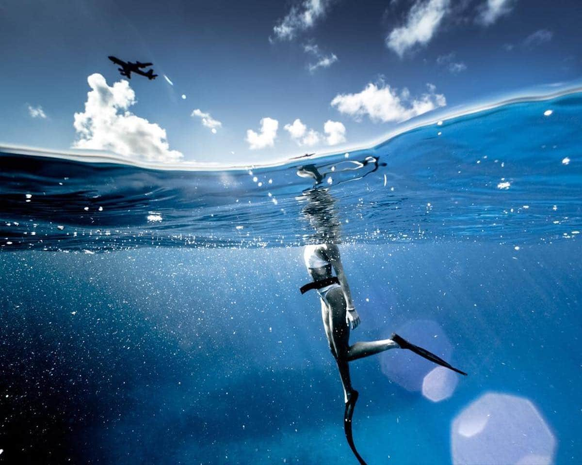 Underwater Ocean Photography Dan Legend