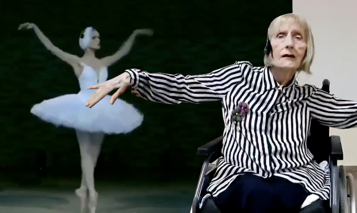 Remember Swan Lake Music With Alzheimer's
