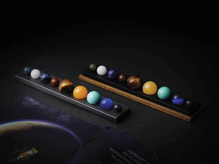 Planetary System Desk Accessory