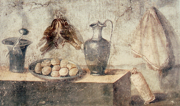 Birds Eggs Roman Empire