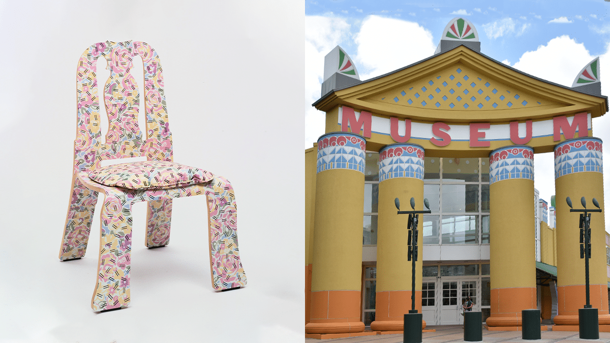 20 Chairs Designed by Architects Compared To the Buildings They Are Famous For
