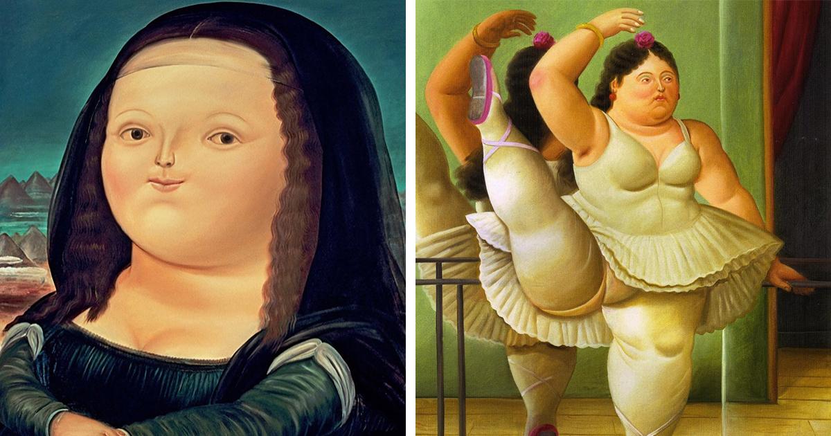 6 Pinturas De Fernando Botero Que Celebran Su Amor Por El Volumen