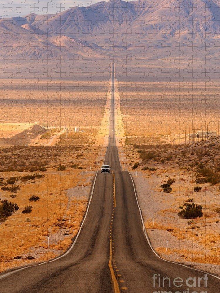 Desert Highway Puzzle