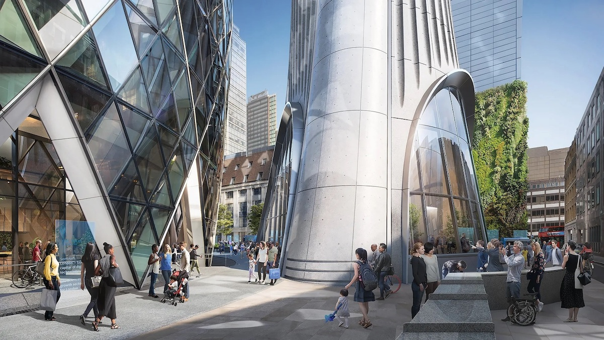 'Tulip' Tower by Foster+ Partners is London's Newest Tourist Attraction