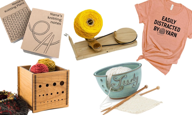Cool Gifts for Knitters