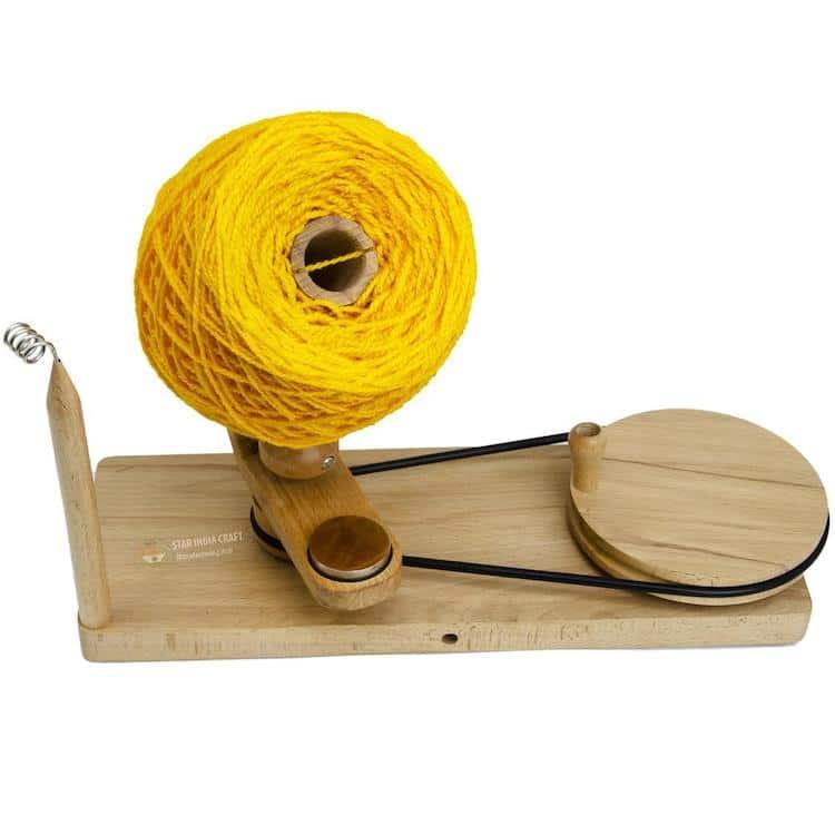 Handcrafted Yarn Winder