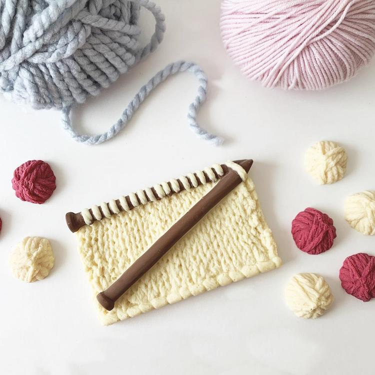 Chocolates for Knitters