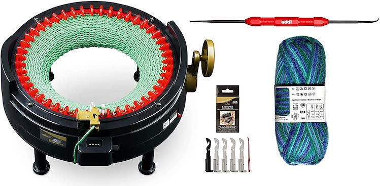 Addi Easy Circular Knitting Machine