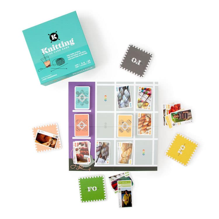 Knitters Card Game