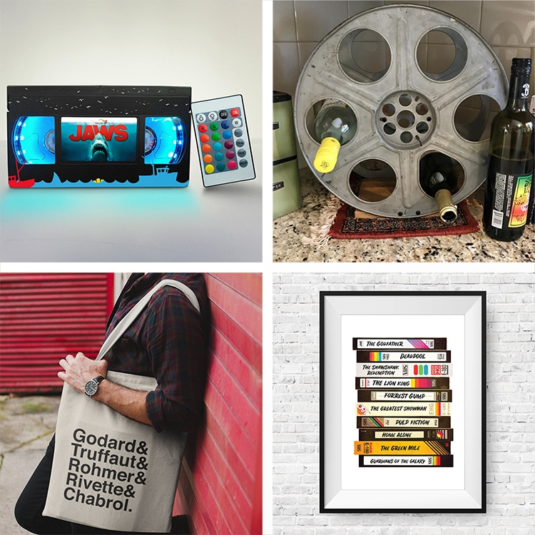 Gifts For Film Buffs and Movie Lovers