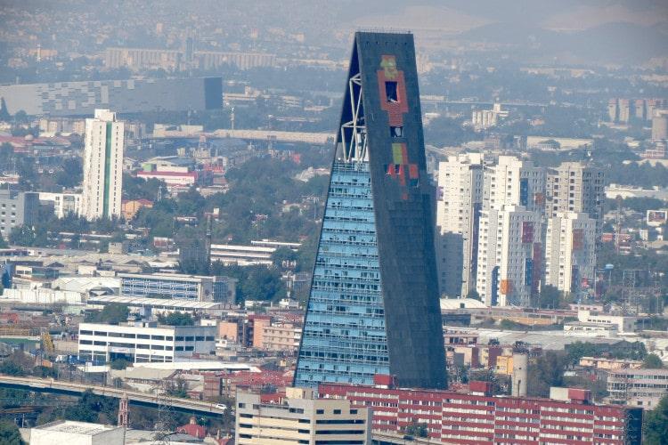 mario pani torre banobras