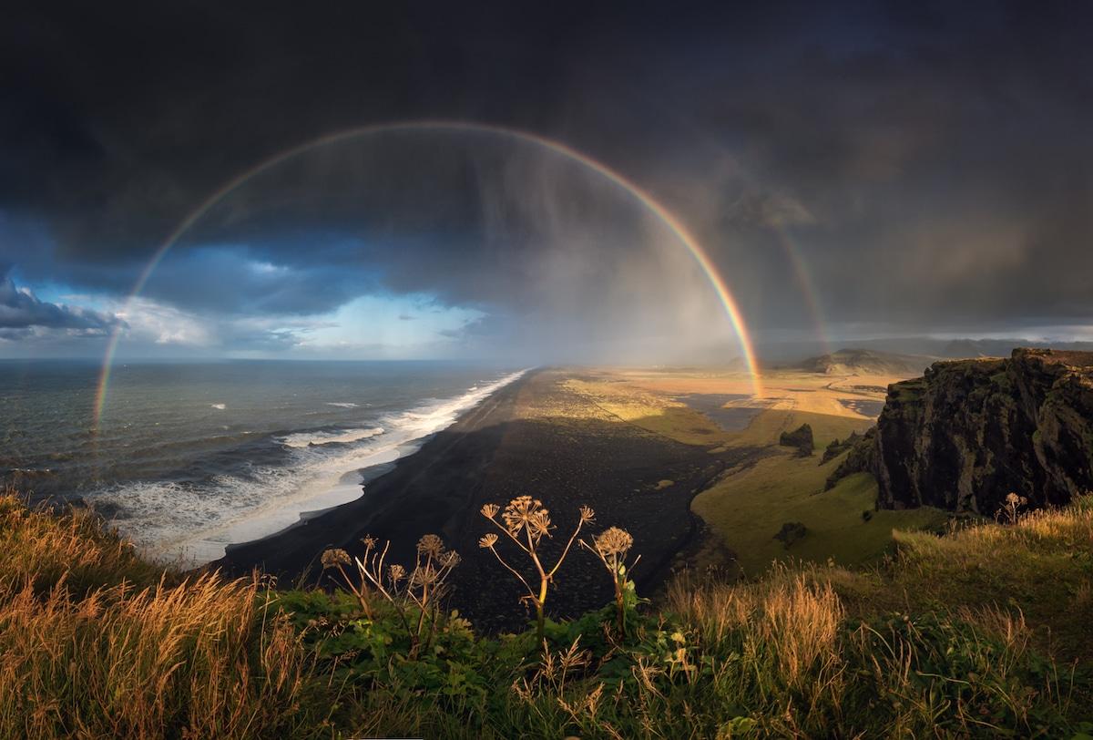 Landscape Photograph of Iceland by Mikhail Shcheglov