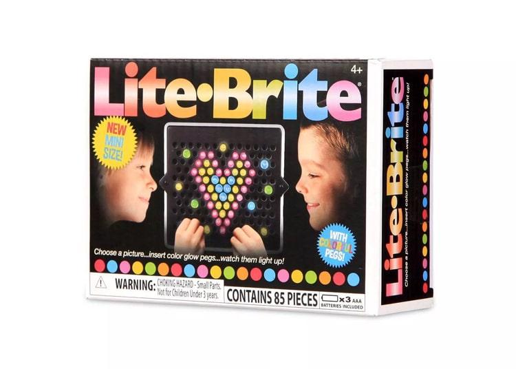 Mini Lite-Brite