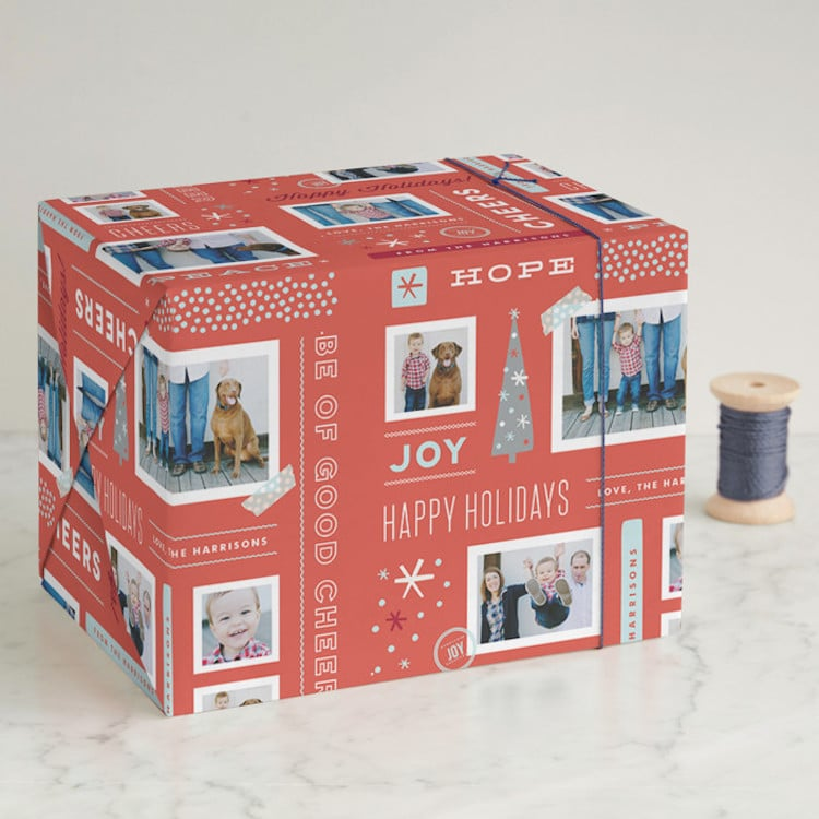 Photo Wrapping Paper