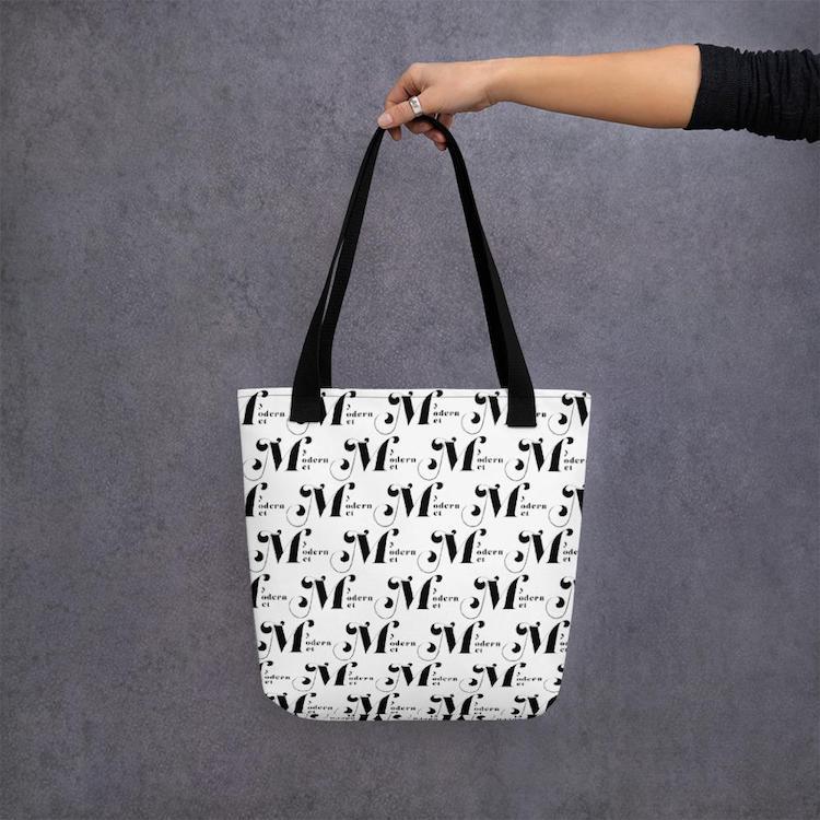 My Modern Met Tote Bag