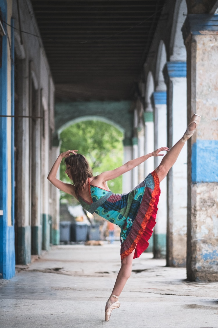 Podcast with Dance Photographer Omar Z. Robles