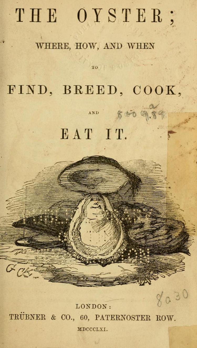 Oyster Cookbook