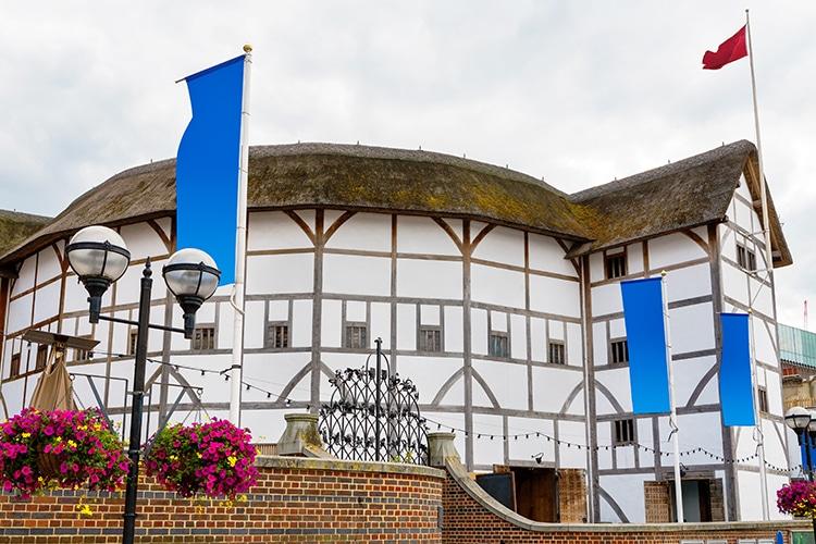 Shakespeare's Glove Theater, Elizabethan London